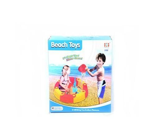 op Л01.69 Песочница с игрушками (15 единиц)