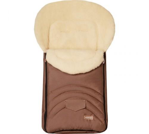 womar Спальный мешок для коляски  s8 шоколад
