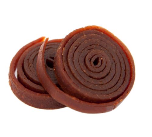 Натуральные Яблочно-Вишнёвые Конфеты ТМ bob snail (Улитка БОБ) 30 г
