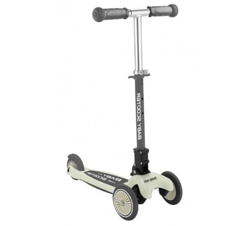 baby mix cs-cmc-006 grey scooter gri