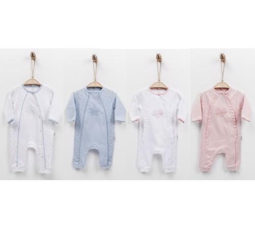 """Одежда для малышей в Молдове kitikate s15560 Комбинезон organic dreams """"star"""" в асс."""