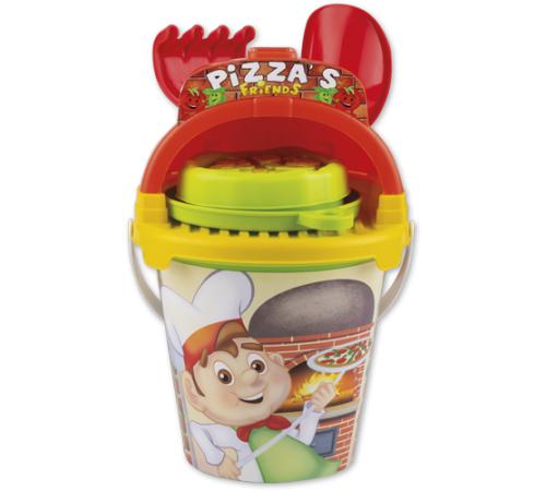 "Детскиймагазин в Кишиневе в Молдове androni 1293-0000 Набор для песка ""Пицца"""