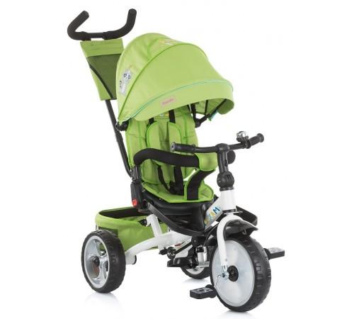 chipolino Трицикл max relax trkmrl0194gr зеленый