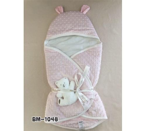 twetoon baby bm-1048 Детский конверт с игрушкой