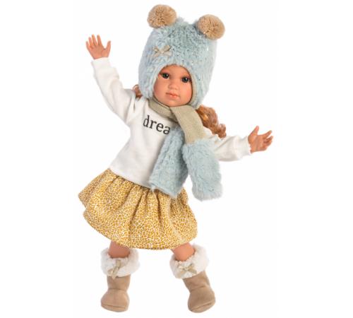 Детскиймагазин в Кишиневе в Молдове llorens Кукла шарнирная София 54207 (42 см.)