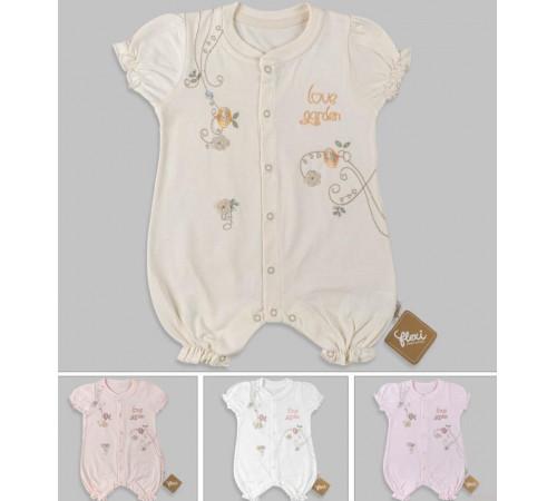 Одежда для малышей в Молдове flexi 236276 Песочник (62-68-74 см.) в асс.