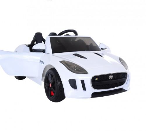 "baby mix ur-dmd-218 masina electrica ""jaguar"" alb"