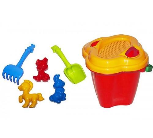 "Jucării pentru Copii - Magazin Online de Jucării ieftine in Chisinau Baby-Boom in Moldova colorplast 0978 set pt nisip ""Колокольчик"" № in sort."