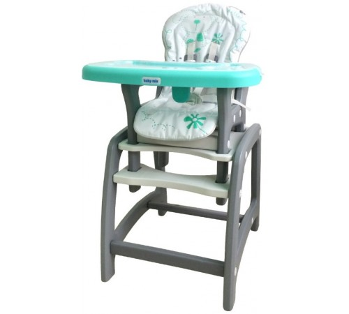 baby mix dc-01 scaun-transformator verde
