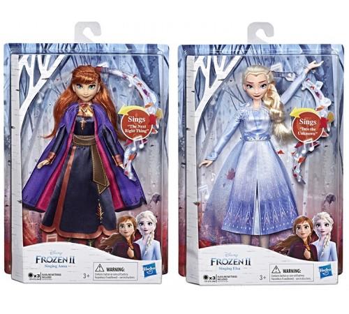 """disney princess e5498 Кукла поющая """"Холодное Сердце 2"""" в асс."""