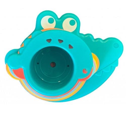 """Jucării pentru Copii - Magazin Online de Jucării ieftine in Chisinau Baby-Boom in Moldova baby mix hs-0226 un set de jucării pentru baie """"alligator"""""""