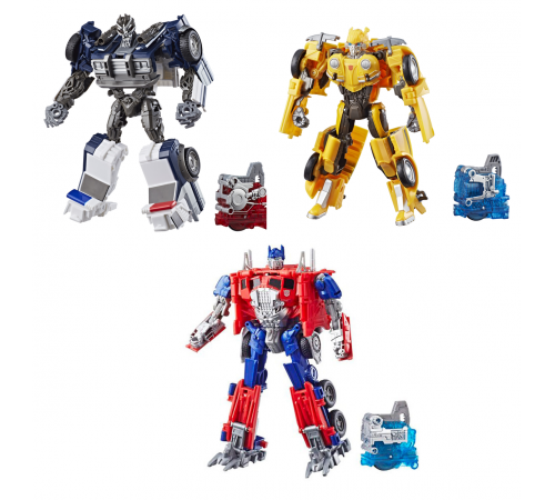 "transformers e0700 Трансформеры ""bumblebee energon igniters power"" (20 см.) асс."