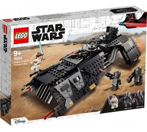 """lego star wars 75284  Конструктор """" Транспортный корабль Рыцарей Рена"""" (595 дет.)"""