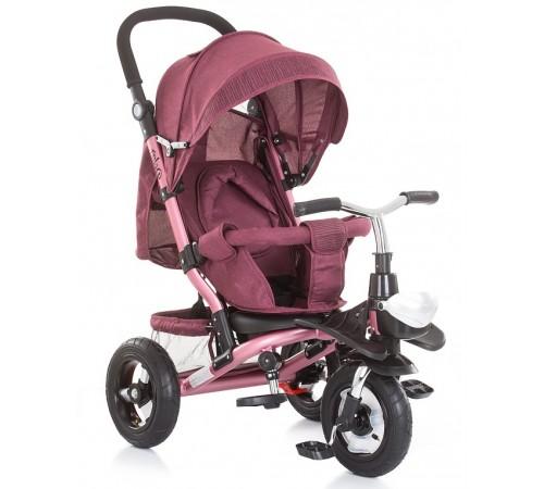 chipolino Трицикл polar trkpo0184pi розовый