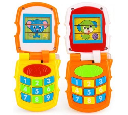 """Детскиймагазин в Кишиневе в Молдове hola toys 766 Музыкальная игрушка """"Телефон"""" в асс."""