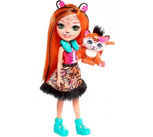 "enchantimals  frh39 Кукла ""Тигренок Тензи"""