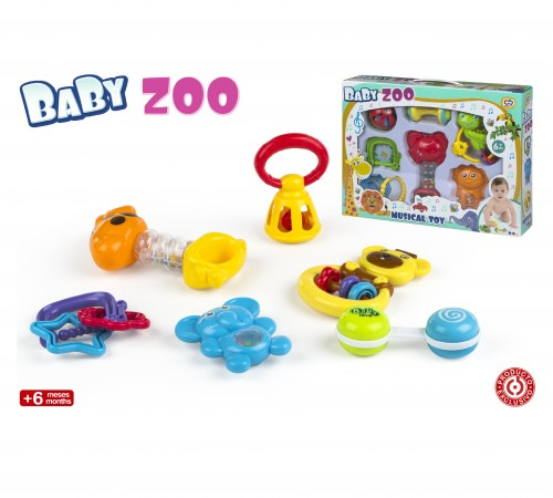 Игрушки в Молдове color baby 43224  Набор погремушек в ас.2