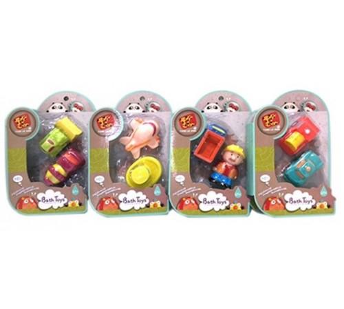 op МЛЕ1.146 Набор игрушек для купания в асс.