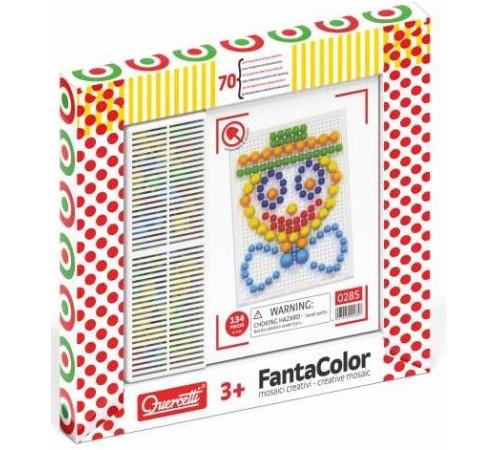 quercetti 285 Мозаика fantacolor mix (134 дет.)