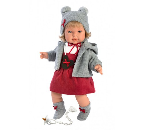 Детскиймагазин в Кишиневе в Молдове llorens Интерактивная кукла Карла 42148 (42 см.)