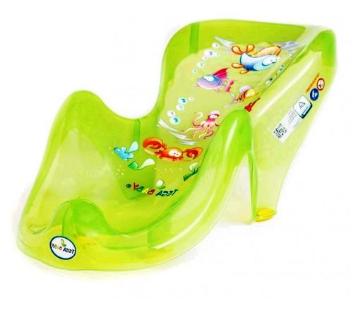 tega baby Сиденье для ванны антискользящае Аква aq-003-115 жёлтый