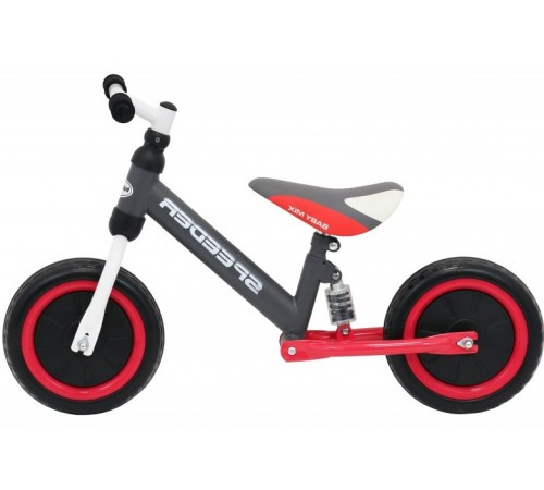 "baby mix ur-et-p02-1 run bike 10 ""speeder"" rosu"