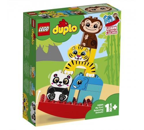 """lego duplo 10884 Конструктор """"Мои первые цирковые животные"""" (15 дет.)"""