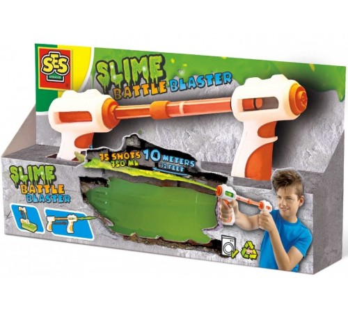 "ses creative 02271s set de creativitate ""slime battle blaster"""