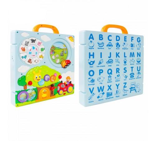 hola toys 928 Интерактивный стол 6-в-1