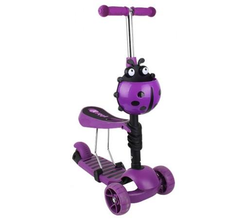 chipolino trotineta kiddy evo dskie0205pu violet