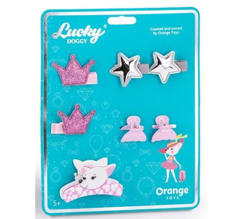 Детскиймагазин в Кишиневе в Молдове orange toys Набор аксессуаров для волос lda5009
