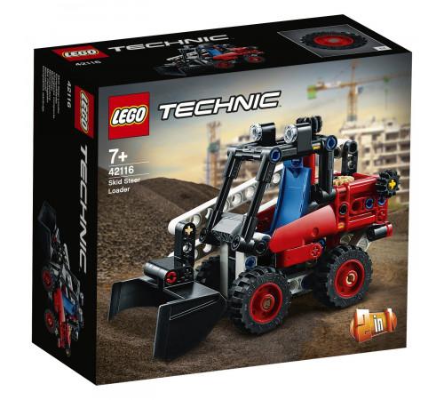 """lego technic 42116 Конструктор """"Фронтальный погрузчик"""" (140 дет.)"""