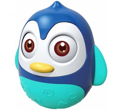 """baby mix hs-0201 blue tumbler """"penguin"""""""