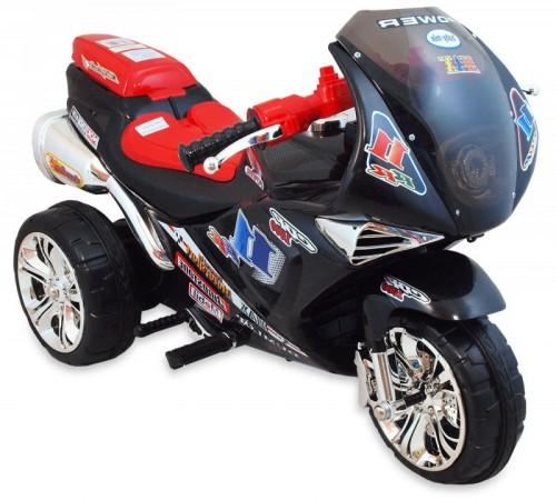 baby mix ur-zp2131 Мотоцикл на аккумуляторе чёрный