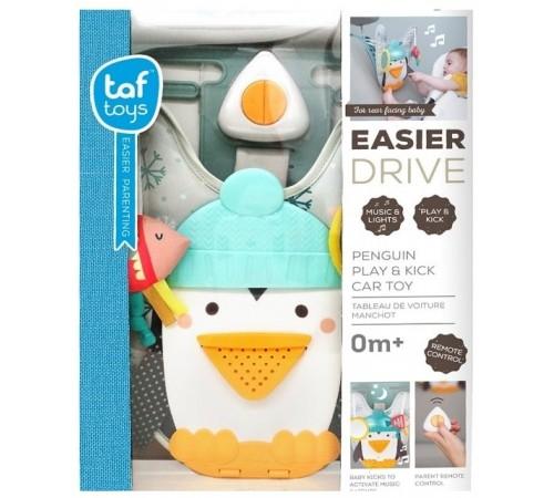 taf toys 12285 Развивающий центр для авто  «Музыкальный пингвин»