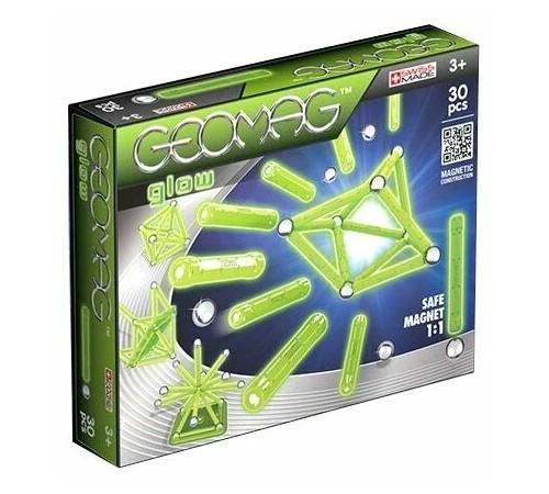 """geomag 335 Магнитный конструктор """"panels glow"""" (30 дет.)"""