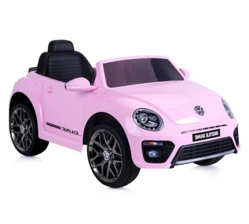 "chipolino Машина на аккумуляторе ""vw beetle dune convertible"" elkvwbdc23p розовый"