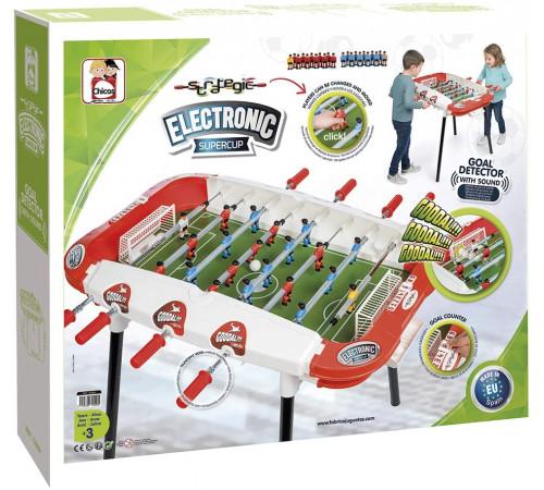 """chicos 72509 fotbal de masă """"strategic supercup electronic"""""""