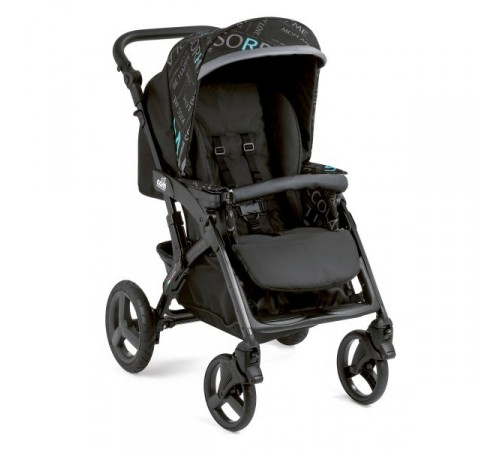 cam cărucior 5in1 dinamico smart 20 t845/897tv90 frunze/negru