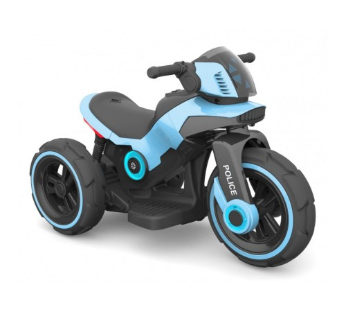 baby mix skc-sw-198 Мотоцикл на аккумуляторе синий