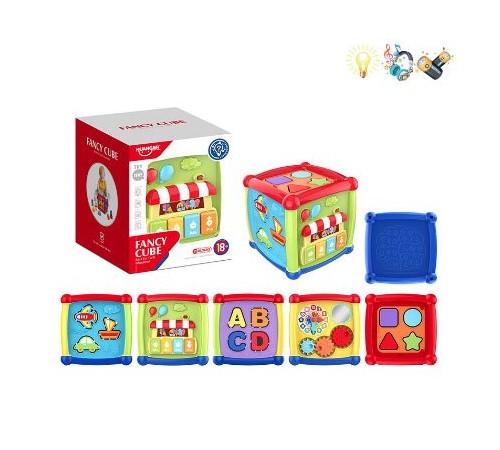 """op mle1.153 jucărie interactivă """"cub"""""""