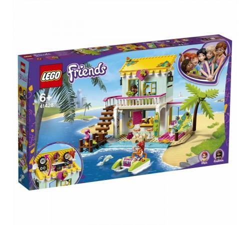 """Детскиймагазин в Кишиневе в Молдове lego friends 41428 Конструктор """"Пляжный домик"""" (444 дет.)"""