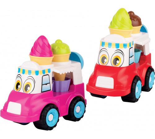 """Детскиймагазин в Кишиневе в Молдове androni  6028-0000 Набор для песка """"Фургон с мороженым"""""""