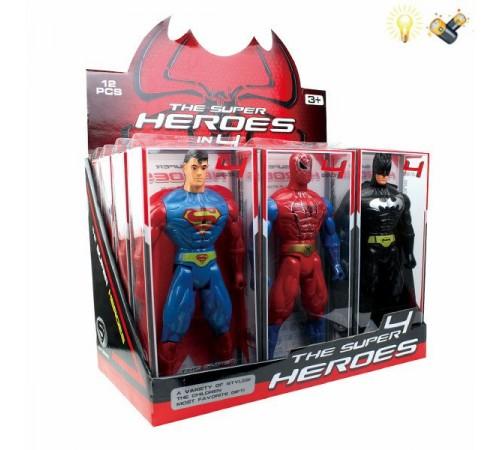 op МЕ12.83  figura superhero in sort.