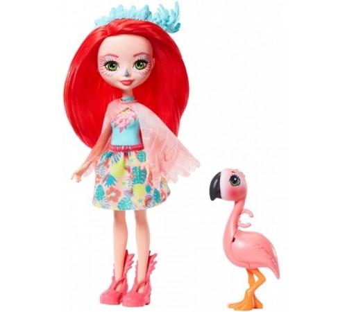 "enchantimals gfn42 Кукла ""Фламинго Фенси"""
