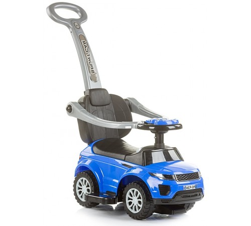 chipolino Машина c ручкой rr max rocrr0183bl синий