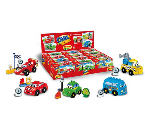 Игрушки в Молдове androni giocattoli 8567-0car Конструктор в асс.