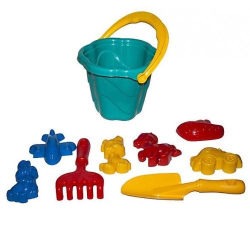 "Jucării pentru Copii - Magazin Online de Jucării ieftine in Chisinau Baby-Boom in Moldova colorplast 0947 set pentru nisip ""Кувшинка"" №3 in sort."