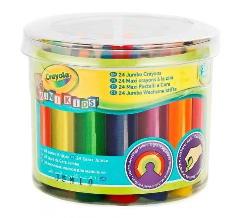 crayola 784 Набор восковых мелков (24 шт.)