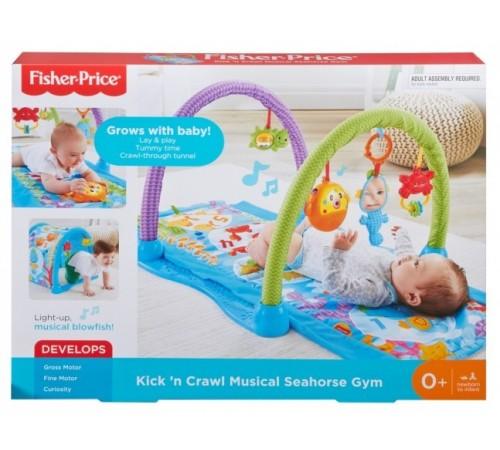 """fisher price drd92 Игровой коврик """"Друзья из подводного мира"""""""